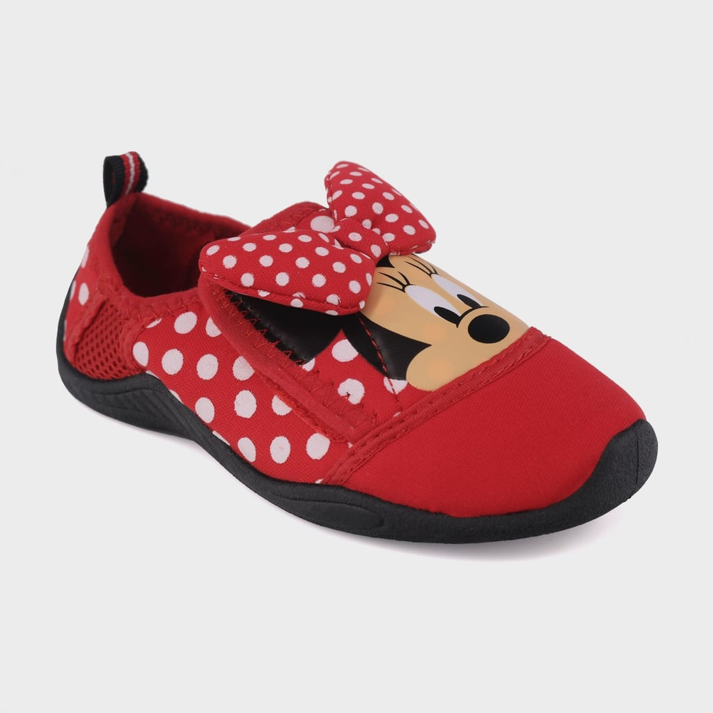 850bcb78e937 Toddler Girls  Minnie Mouse Water Shoe ( 15)