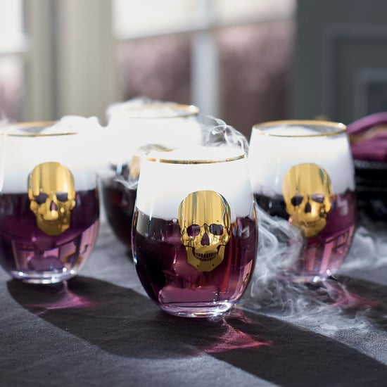 Halloween Wine Glasses