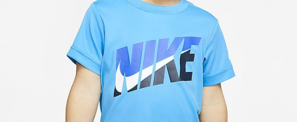 Cute and Comfy Nike Shirts, Shoes, and Sweats for Toddlers