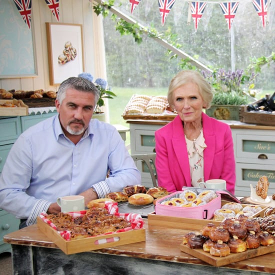 Facts About The Great British Bake Off