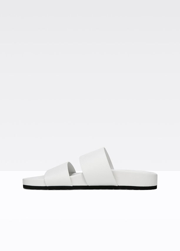 Vince Georgie Leather Sandal