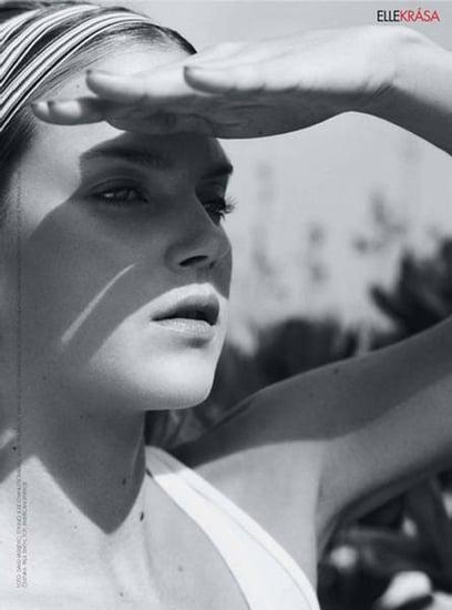 Shannan Click for Elle Czech-august 09