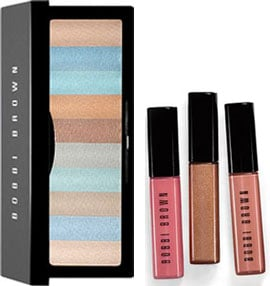 New! Bobbi Brown's Surf & Sand Lip and Eye Collection