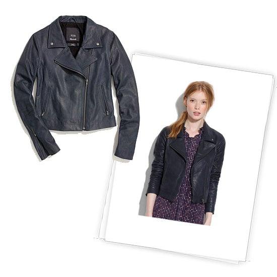 Veda x Madewell Leather Jacket