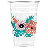 Target Cheeky Floral Paper Cups