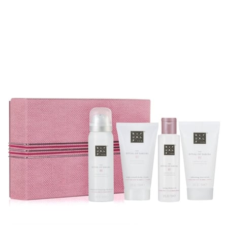 The Ritual of Sakura Relaxing Treat Gift Set