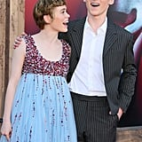 Are Sophia Lillis and Wyatt Oleff Friends in Real Life?