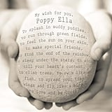 Personalized Baby Wish