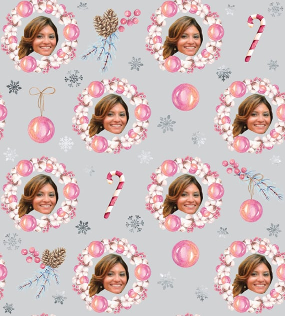 Gift Wrap My Face|  sc 1 st  PopSugar & Gift Wrap My Face| | Put Your Face on Wrapping Paper | POPSUGAR ...