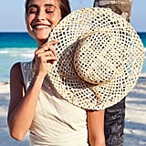 Peter Grimm Beach Bum Straw Boater