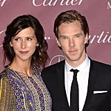 """Benedict Cumberbatch on Wedding Planning: """"One Thing at a Time"""""""