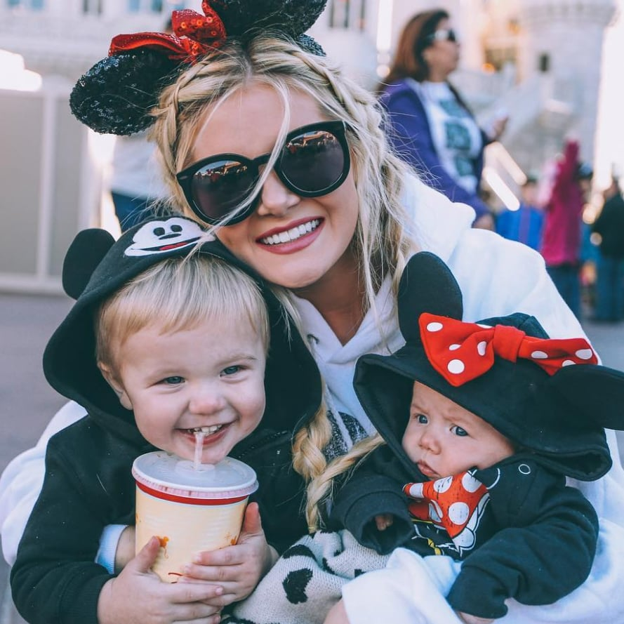 matching family disney outfits popsugar moms