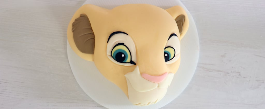 How to Make a Lion King Simba Cake | Video