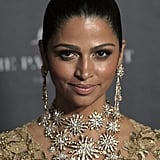 If You Look Up the Definition of Golden Goddess, a Photo of Camila Alves in This Dress Will Show Up