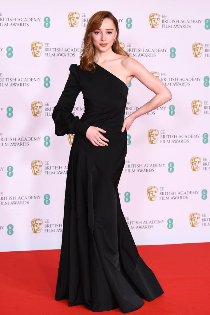 You've Probably Seen Phoebe Dynevor's Louis Vuitton BAFTAs Dress