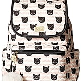Luv Betsey Quilted Backpack