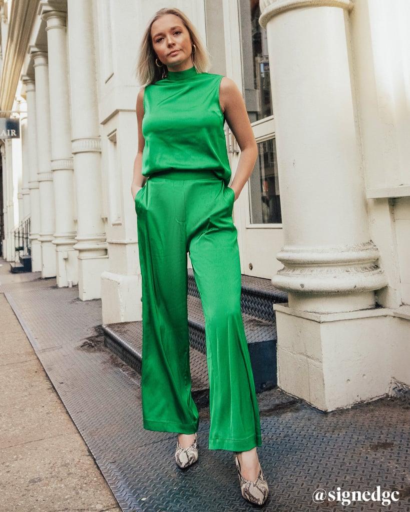 Silky Green Set