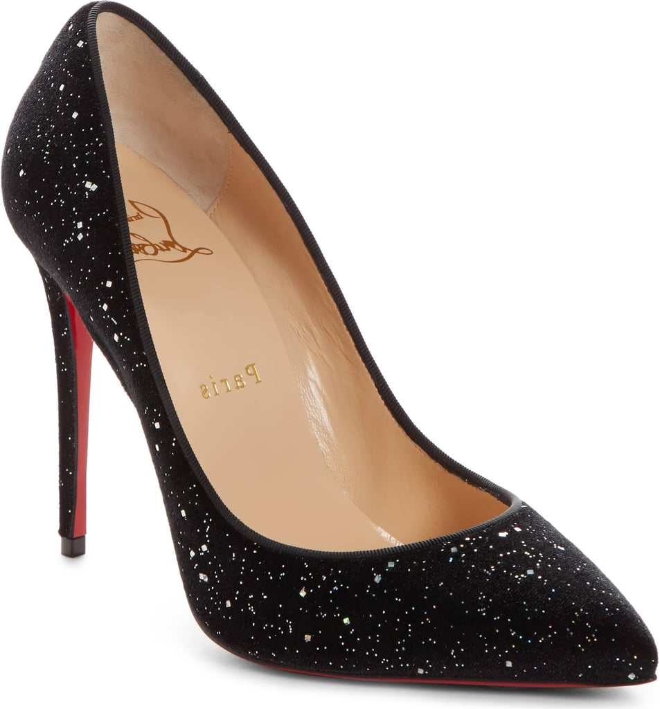 62990ca2a7c0 Christian Louboutin Pigalle Follies Pointy Toe Pump