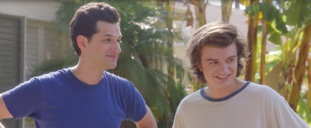 These Stranger Things and Parks and Rec Doppelgangers Got the Reunion of Our Dreams