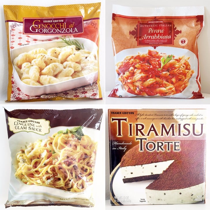 Best Frozen Italian Foods From Trader Joe's