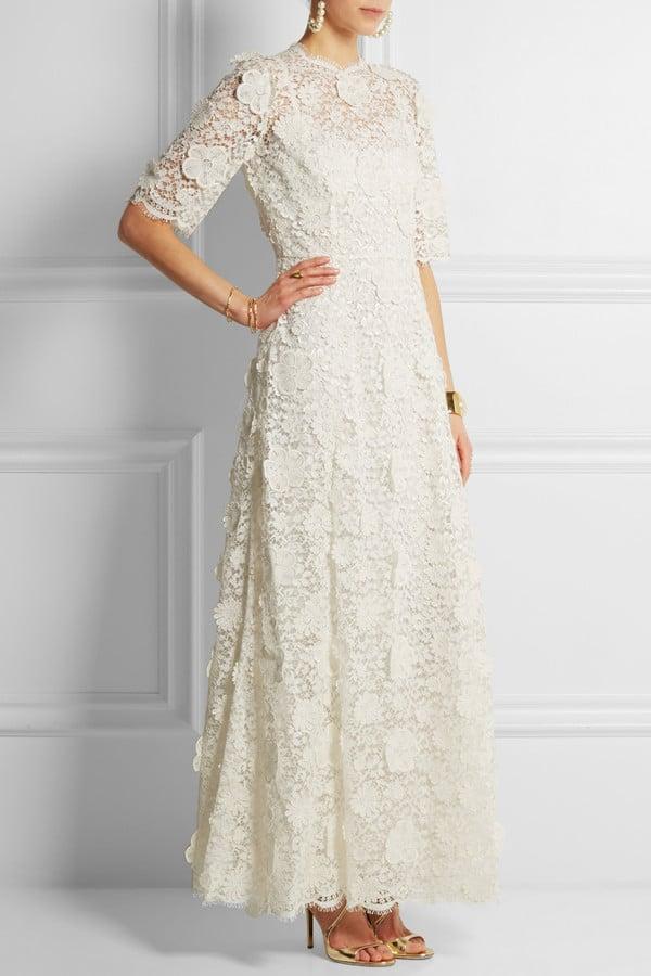 Guipure Lace Wedding Dress 81 Best
