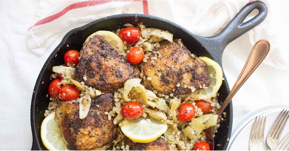 Meal Planning Is Solved With These Crowd-Pleasing Low-Carb Chicken Recipes