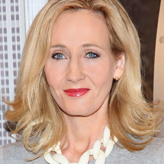 J.K. Rowling Tattoo Gift | Video
