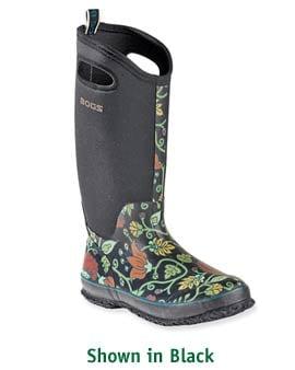 Neoprene High Cut Garden Boot ($89.95)