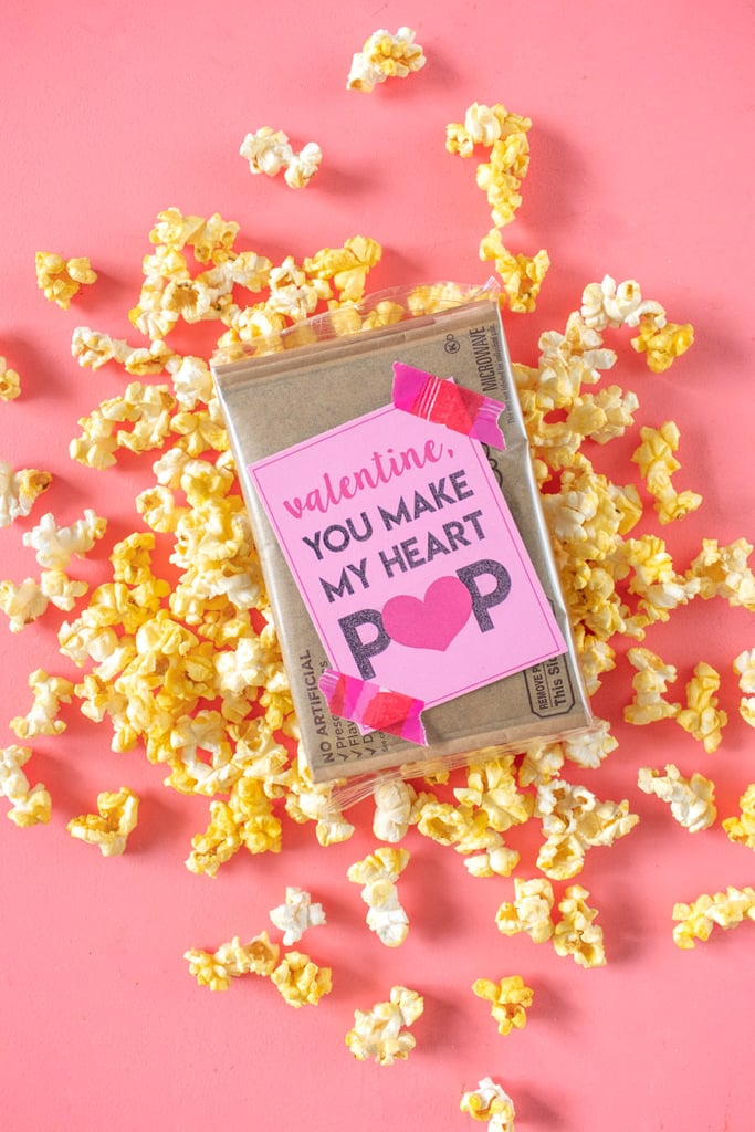 DIY Printable School Valentine's Day Cards For Kids ...