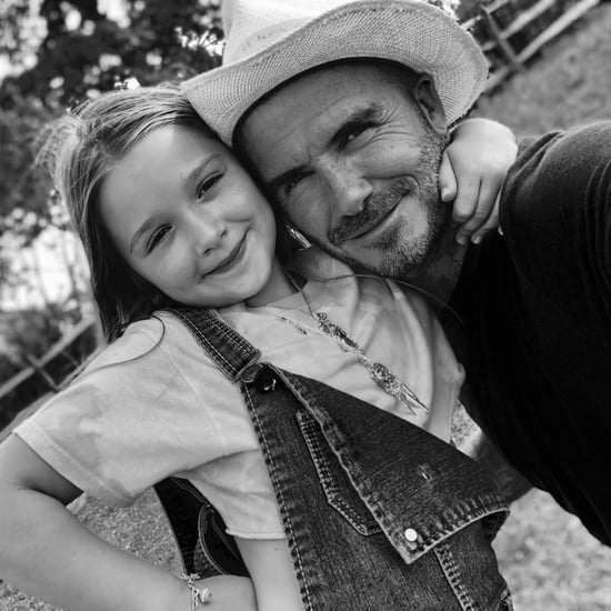 David Beckham's Cutest Dad Moments