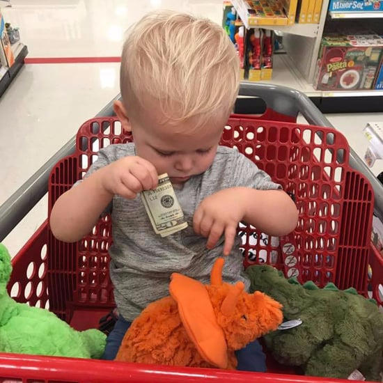 Stranger Gives Toddler $20 at Target
