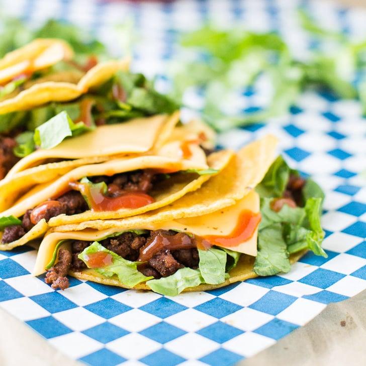 Popsugar Food Photo 14: Lightened-Up Jack In The Box Tacos