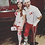 Sexy Nurse and Patient
