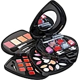 Pretty Pink Heart Shaped Cosmetic and Make-up Set