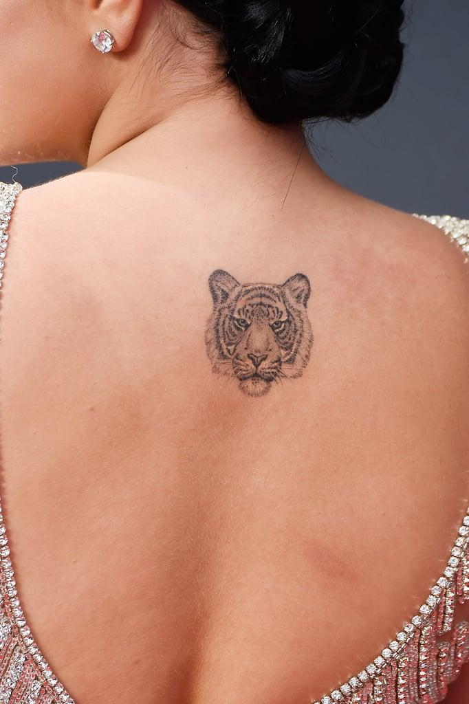 Ariel Winter Emmy Awards Celebrity Tattoos From Award