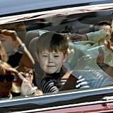 Who Are Prince Harry's Godchildren?