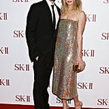 Kate Bosworth and Michael Polish attended an event in Australia.