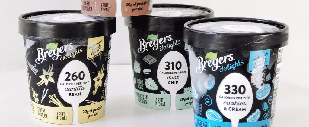 Breyers Delights Low-Fat Ice Cream Taste Test