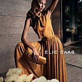 Karlie Kloss looks positively glamorous in the latest batch of Elie Saab ads. Source: Fashion Gone Rogue