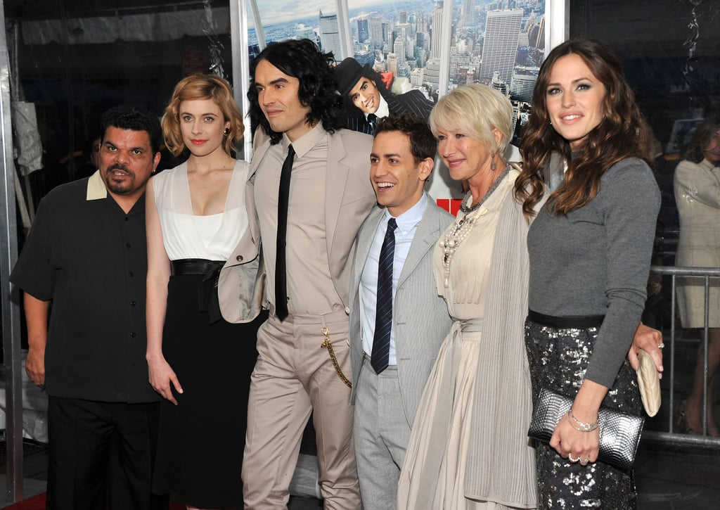 Premiere of Arthur in New York