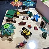 Fisher-Price Wonder Makers Design System Soft Slumber Campground