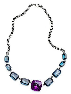 Gerard Yosca Crystal Link Necklace: Love It or Hate It?