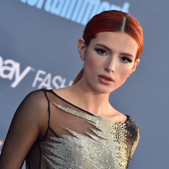 Bella Thorne's Instagram About Acne
