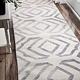 Entryway: Add a Rug