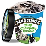 Ben & Jerry's Mint Chocolate Chunk Ice Cream