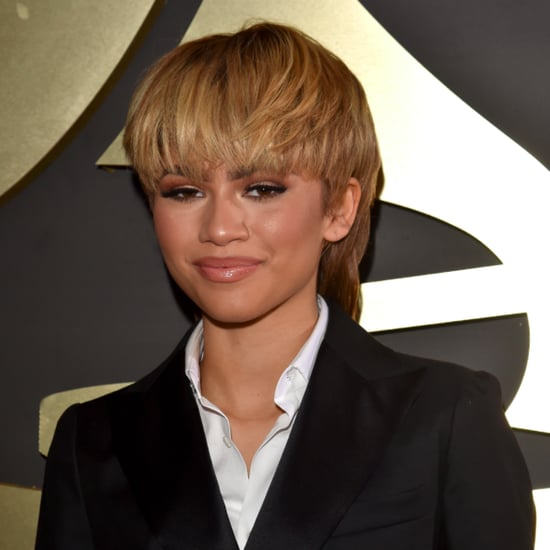 Zendaya's Mullet Hair Grammy Awards 2016