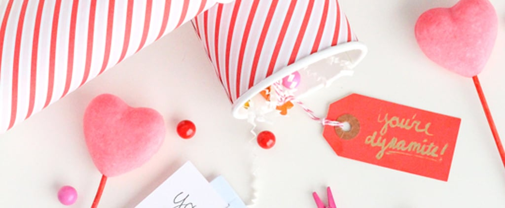 DIY Noncandy Valentine's Day Card and Treat Ideas For Kids