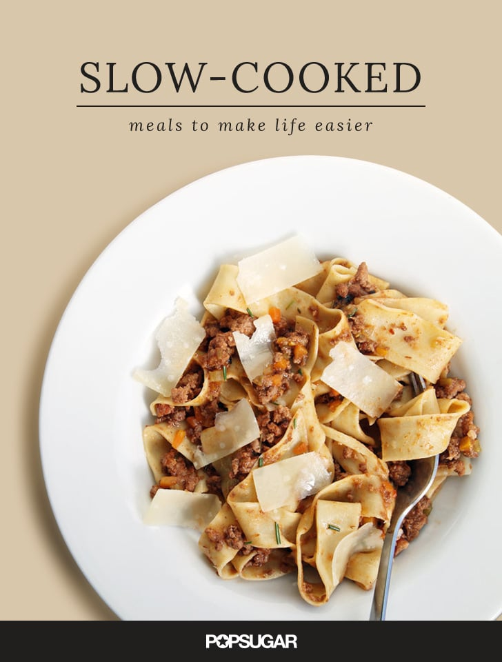 Easy Slow-Cooked Food