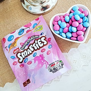 Unicorn Smarties Asda