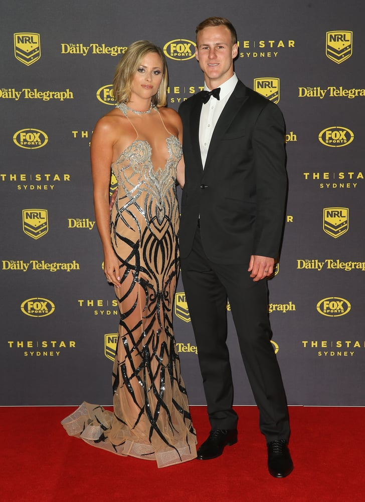 Vessa Rockliff And Daly Cherry Evans Australian Nrl Wags
